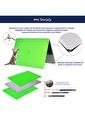 "Mcstorey MacBook Retina A1398 15"" 15.4"" Kılıf Kapak Koruyucu Hard Incase Mat Yeşil"